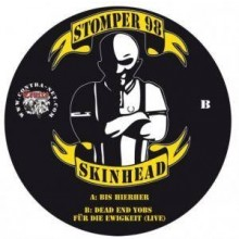 "Stomper 98 ‎- ...Bis Hierher! 7""Picture-EP"