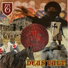 The Templars - Deus Vult - CD