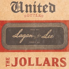 "V/A United Bottles / The Jollars - split 7""EP"