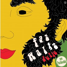 "Faz Waltz - Julie / I'm Bleedin 7""EP incl.download lim. 100 white"