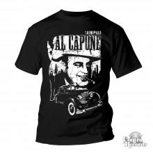 Criminals - Al Capone - T-Shirt