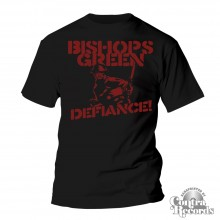 Bishops Green - Defiance - T-Shirt Black