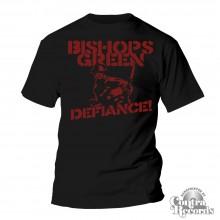 Bishops Green - Defiance - T-Shirt Black (last sizes!)