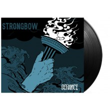 "Strongbow - ""Defiance"" 12""GF-LP lim.300 solid Black"
