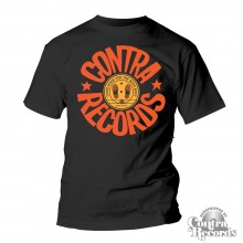 "Contra Records - ""Good Noise for the Bootboys 2018"" T-Shirt black"