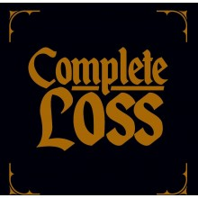 "Complete Loss - Demo 7""EP lim. 50 Gold on Black screenprinted Cover"