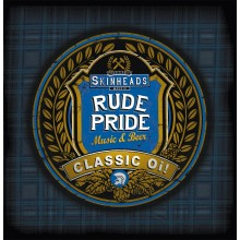 "Rude Pride - s/t 7""EP lim. 250 solid blue"