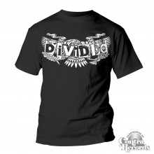 "Divided,The - ""Liberty or Death"" T-Shirt black"