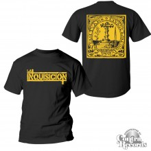 LA INQUISICIÓN - BARCINO T-Shirt yellow front/backprint