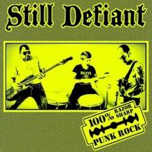 Still Defiant - s/t - CD (super jewel box)