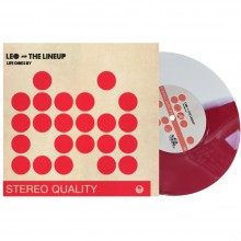 """LEO AND THE LINE UP - LIFE GOES BY 7""""EP,lim.200 half/half"""