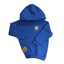 "Contra Kids Wear - ""Bulldog 2004"" - Kids Hoody royal blue"