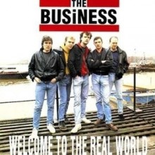 Business,The ‎- Welcome To The Real World CD