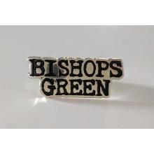 Bishops Green - Metal-Pin
