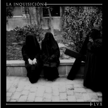 "La Inquisicion - LVX 12""LP lim.150 grey Contra records edt. 1st.press"