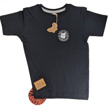 "Contra Kids Wear - ""Bulldog 2004"" - Kids Shirt black"