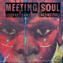 "V/A - Les Partisans / The Inciters - Meeting Soul 7""EP"
