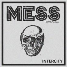 "Mess - Intercity 12""LP lim.373 black repress"