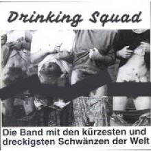 """Drinking Squad - """"You'll Never Drink Alone"""" 7""""EP lim.9 Testpress"""