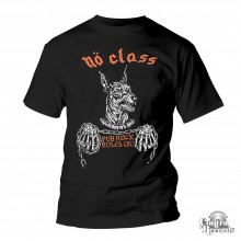 "No Class - ""Pub Rock Rules Ok"" - T-Shirt black"
