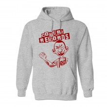 Contra Records Oi! - Hoody grey