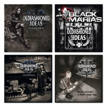 "Oldfashioned Ideas - package deal # 3x 12""LP+7""EP"