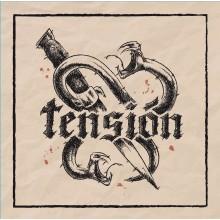 "Tension - s/t 12""LP lim. white vinyl"