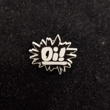 OI! SPIKED - Metal-Pin