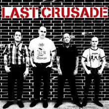 """Last Crusade - s/t 7""""EP red"""