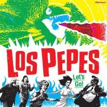 """Los Pepes - Let´s Go 12""""LP lim.300 black"""