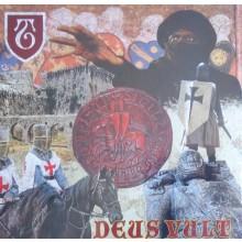 "The Templars - Deus Vult 12""LP"