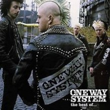 One Way System ‎- The Best Of ... CD