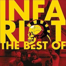 Infa-Riot‎ - The Best Of Infa-Riot CD