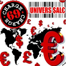 Charge 69 ‎- Univers Sale + 5 Bonustracks CD