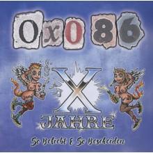 """Oxo 86 - So Beliebt & So Bescheiden 12""""LP lim.250 baby blue"""