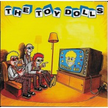Toy Dolls - Episode XIII - CD