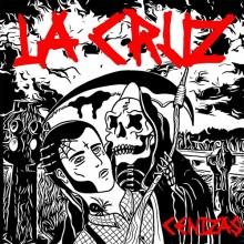 "La Cruz - Cenizas 7""EP lim. reaper cover"