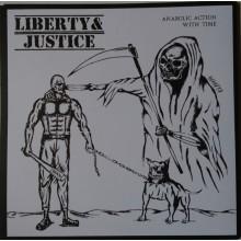 """V/A F.A.V.L. / Liberty And Justice - split 7""""EP lim.300"""