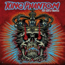 "King Phantom - True Sign Of Madness 12""LP"