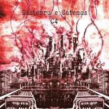 C4 - Disterru E Catenas - Digipak CD