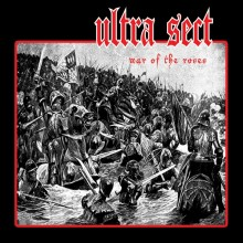 """Ultra Sect - War Of The Roses 7""""EP lim.100 black 2nd press"""