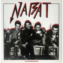 "Nabat - ""1981 Laida Bologna  Demo"" - 12""LP"