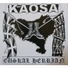 "V/A ""Kaosa Euskal Herrian"" - 2x12""GF-LP"