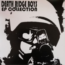 "Death Ridge Boys ‎- EP Collection 12""LP Single Sided lim.300 with printed B-Side"