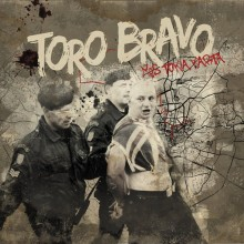 "Toro Bravo - ""Mes Tokia Karta"" - 10""LP lim.200 black"
