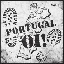 """V/A - Portugal Oi! - Vol. 1 - 12""""LP lim.300"""