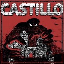 """Castillo - s/t - 12""""LP Single Sided + Poster lim.358 black"""
