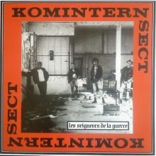 """Komintern Sect - Les Seigneurs De La Guerre 12""""LP"""