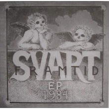 "Svart Framtid - ""1984"" - 7""EP"