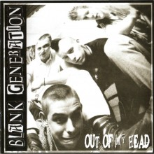 Blank Generation - Out Of My Head - CD
